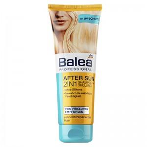 Balea Professional After Sun 2-in-1 Shampoo + Conditioner 250 ml
