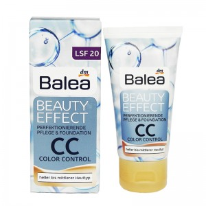 Balea Beauty Effect CC Cream Light to Medium 50 ml