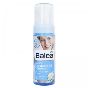 Balea Delicate Cleansing Foam 150 ml