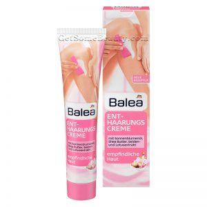 BaleaDepilatory Cream (With Spatula) 125 ml