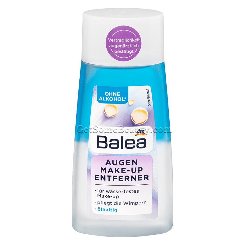 Balea Eye Waterproof Makeup Remover