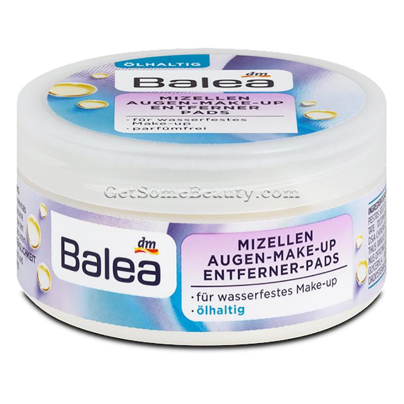 Balea Eye Waterproof Makeup Remover Oil