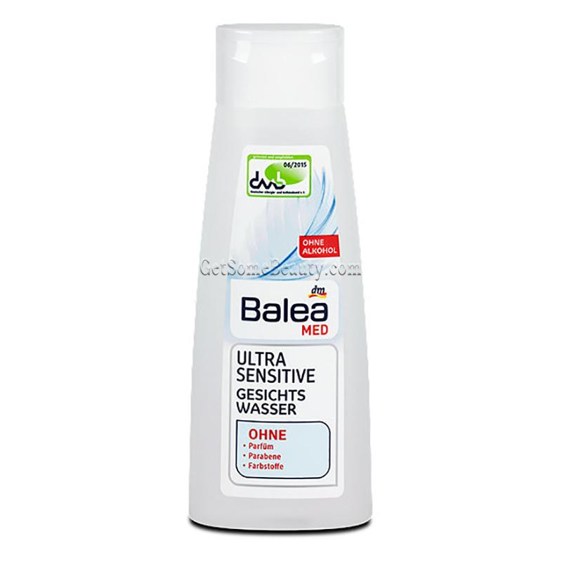 Ganz und zu Extrem Balea Med Ultra Sensitive Facial Toner 200 ml | Get Some Beauty &MG_73