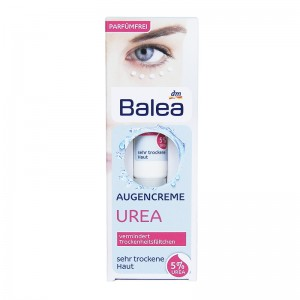 Balea Urea Eye Cream with 5% Urea 15 ml