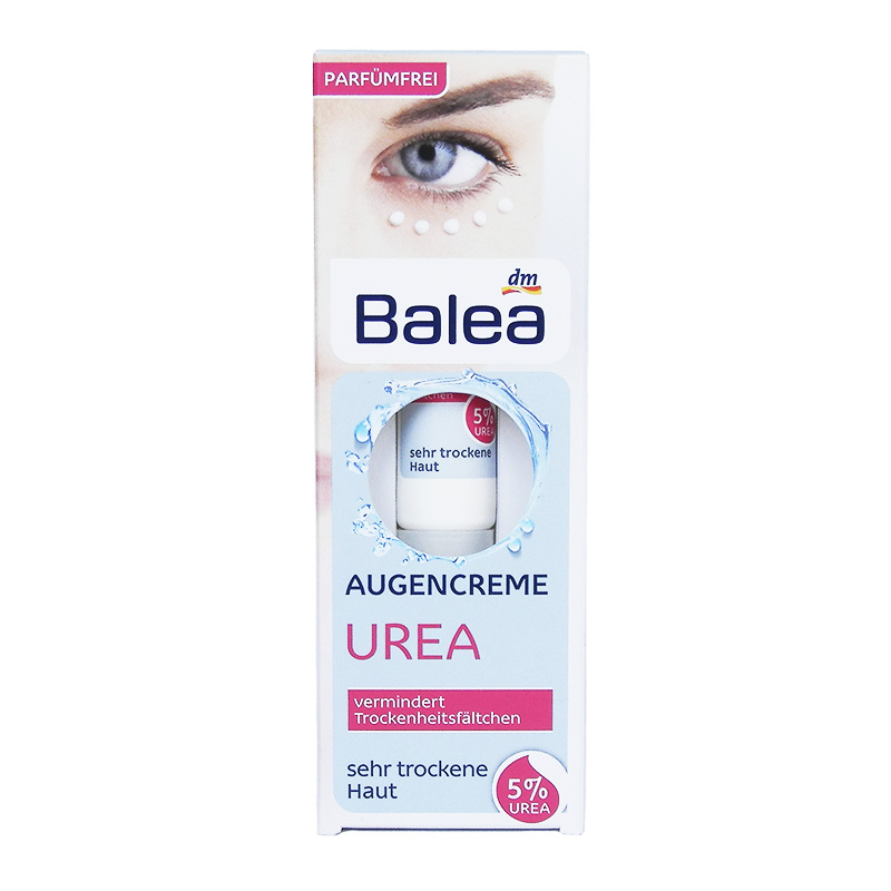 balea urea eye cream with 5 urea 15 ml get some beauty. Black Bedroom Furniture Sets. Home Design Ideas