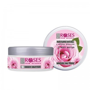 Nature of Agiva Roses Body Butter 200 ml
