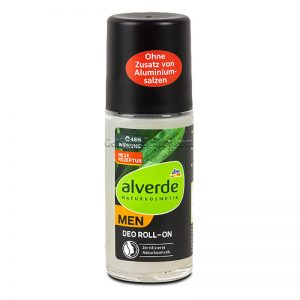 ALVERDE Natural Cosmetics MEN Deodorant Roll-on Fresh 50 ml