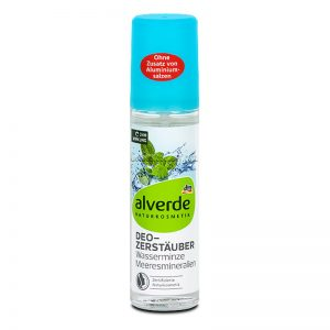 ALVERDE Natural Cosmetics Deodorant Spray Water Mint & Sea Minerals 75 ml