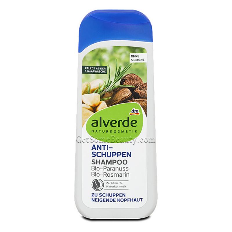 Natural Silicone Free Shampoo