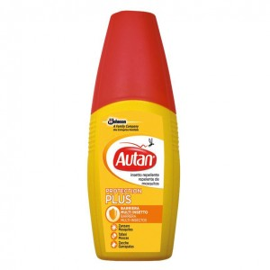 AUTAN Insect Repellent PROTECTION PLUS Lotion (100 ml)