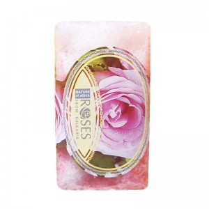 Nature of Agiva Roses 2-in-1 Peeling Sponge-Soap Roses 55 g