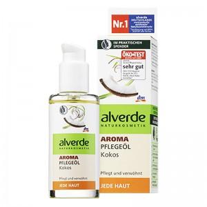 ALVERDE Natural Cosmetics Aromacare Coconut Oil 100 ml