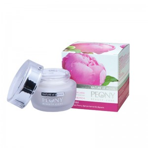 Nature of Agiva Peony Hydrating Day Cream Ultra-Urea 50 ml