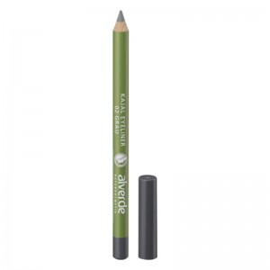 ALVERDE Natural Cosmetics Kajal Eyeliner 02 Grey