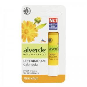 ALVERDE Natural Cosmetics Lip Balm Calendula 4,8 g