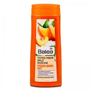 Balea Dead Sea Salt Peach And Mango Shower Gel 300 ml