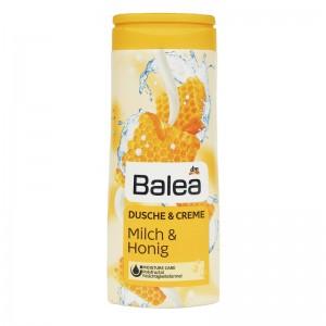 Balea Shower Cream Gel Milk & Honey 300 ml