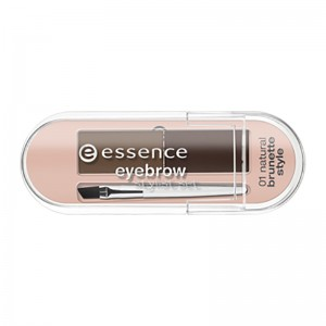 Essence Eyebrow Stylist Set 01 Natural Brunette Style