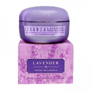 LEGANZA Lavender From Bulgaria Ultra Comfortable Day Cream 45 ml