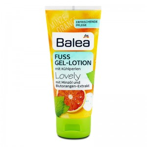 Balea Foot Gel-Lotion Lovely 100 ml