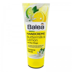 Balea Hand Cream Buttermilk & Lemon 100 ml