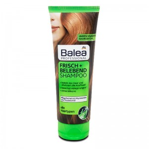 Balea Fresh + Invigorating Shampoo 250 ml