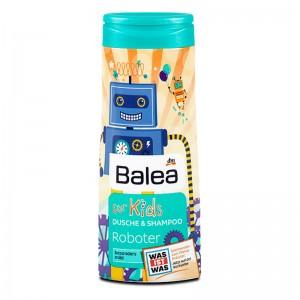 Balea Kids Shower Gel And Shampoo Robot 300 ml