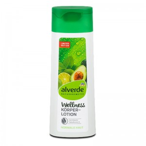 ALVERDE Natural Cosmetics Wellness Body Lotion Limited Edition 250 ml