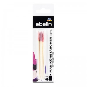 Ebelin Orange Stick With Arrowhead 6 pcs