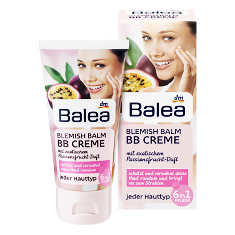 balea tinted day cream blemish balm 6 in 1 bb cream 50 ml. Black Bedroom Furniture Sets. Home Design Ideas