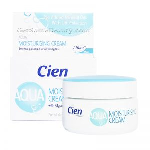 Cien Aqua Moisturising Cream For All Skin Types 50 ml