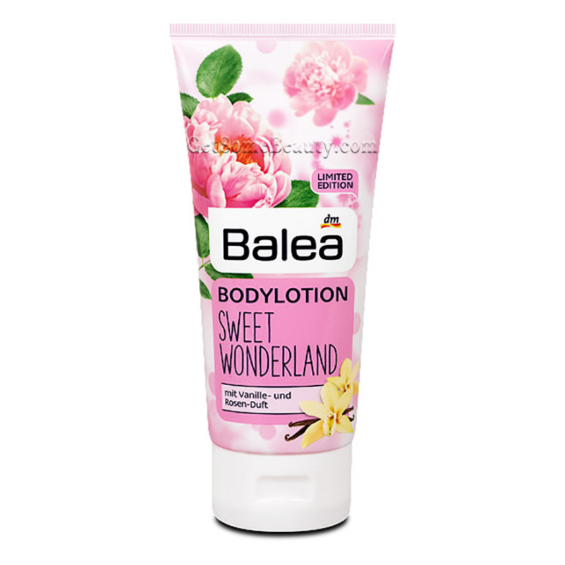 balea bodylotion sweet wonderland 200 ml get some beauty. Black Bedroom Furniture Sets. Home Design Ideas