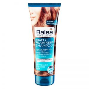 Balea Professional Power + Moisture Shampoo 250 ml