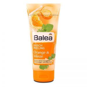 Balea Shower Peeling Orange & Mint 200 ml
