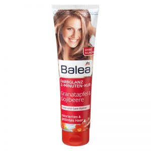 Balea Color Gloss 2 Minutes Hair Mask 150 ml