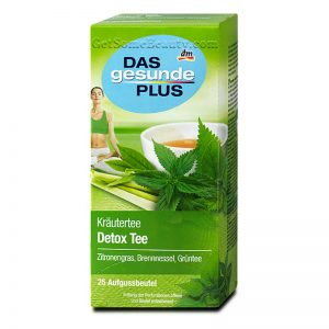 DAS gesunde PLUS Detox Herbal Tea 25 bags