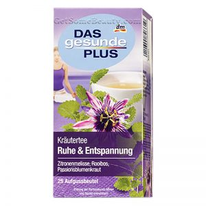 DAS gesunde PLUS Peace & Serenity Herbal Tea 25 bags