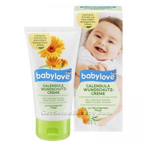 Babylove Protective Diaper Cream Calendula 75 ml