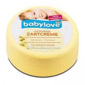 Babylove Rich Delicate Cream 150 ml