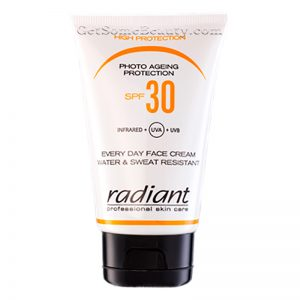 Radiant Professional Skin Care Photo Ageing Protection SPF 30 50 ml
