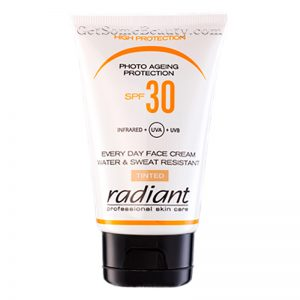 Radiant Professional Skin Care Photo Ageing Protection SPF 30 Tinted 50 ml