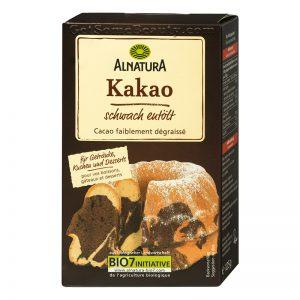 Alnatura Organic Cocoa Slightly De-oiled 125 g