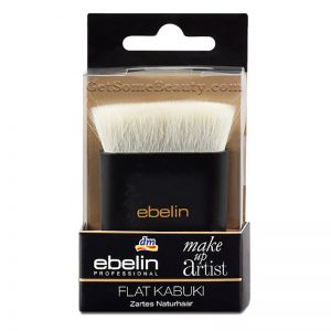 Ebelin Professional Make Up Artist Brush Flat Kabuki