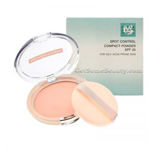 Seventeen Spot Control Compact Powder For Oily/Acne-Prone Skin SPF 20