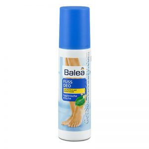 Balea Foot Deodorant Spray 125 ml