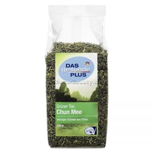 DAS gesunde PLUS Chun Mee Green Tea 200 g