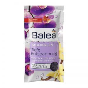 "Balea Bath Salts ""Pearls"" Deep Relaxation 60 g"
