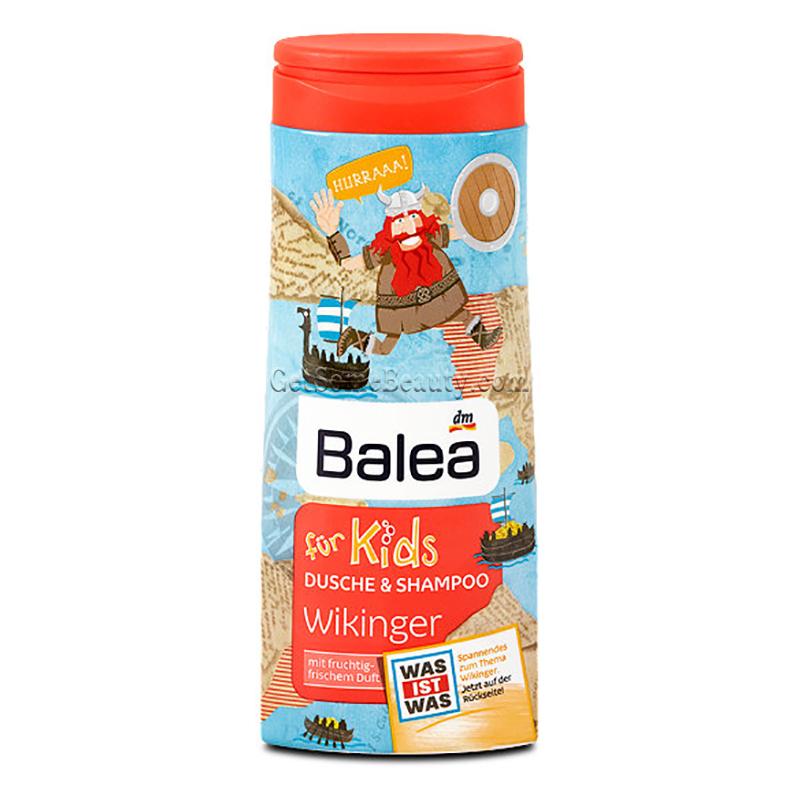 Výsledek obrázku pro sprchový gel balea vikingové