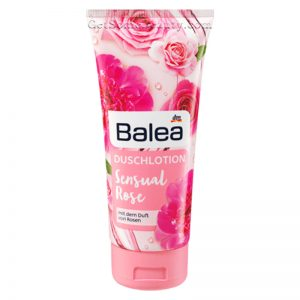 Balea Shower Lotion Sensual Rose 200 ml