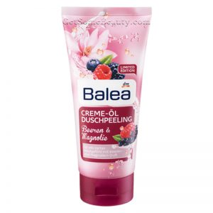 Balea Shower Peeling Berries & Magnolia 200 ml